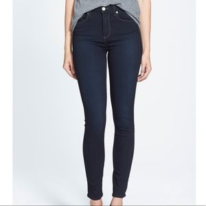 Paige hoxton ultra skinny jeans Anthropologie